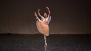 Dance Prix Indonesia 2016 – Ballet Solo Candidate