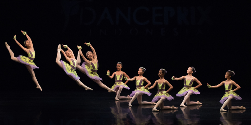 Dance Prix Indonesia 2018 – Ballet Group Candidate