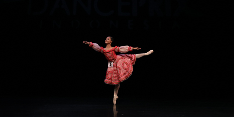 Dance Prix Indonesia 2018 – Ballet Solo Candidate
