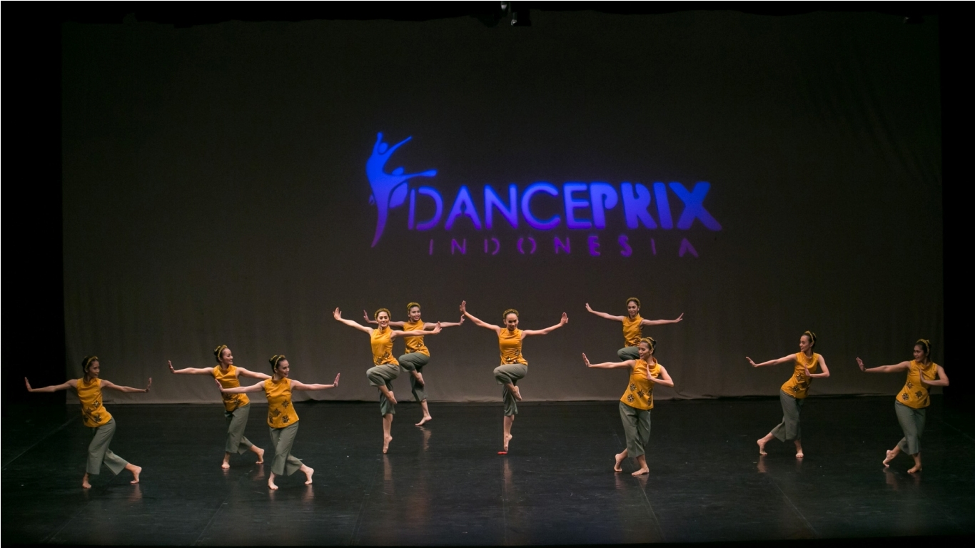 Dance Prix Indonesia 2016