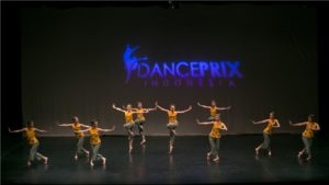 Dance Prix Indonesia 2016 – Contemporary Group Candidate