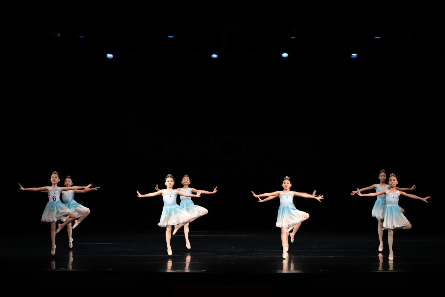 Dance Prix Indonesia 2019 – Ballet Group 3rd Place, LETHALORA (Namarina Dance Academy)
