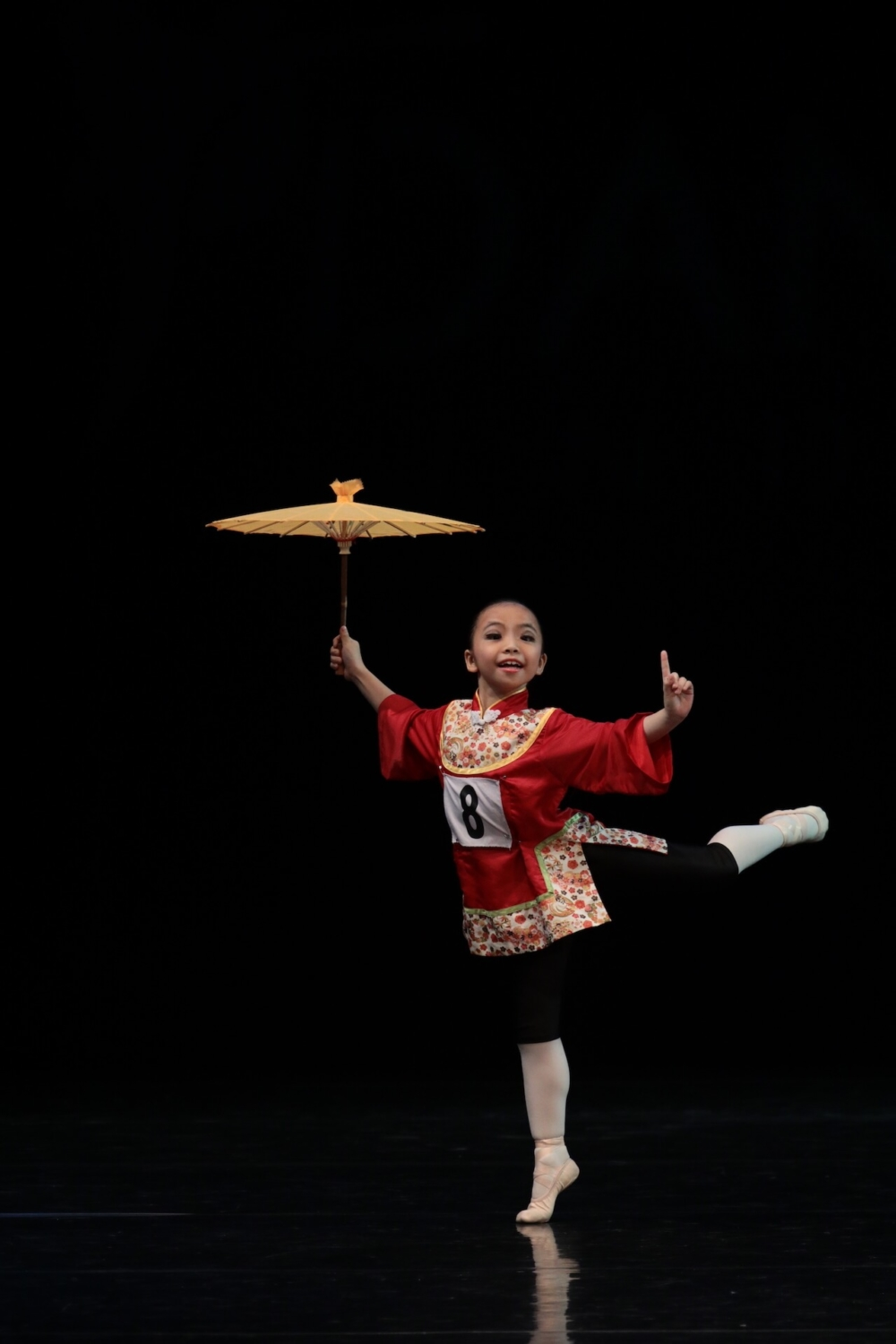 Dance Prix Indonesia 2019 – Ballet Junior A 3rd Place, Alicia Lee Shi Ying (Aurora Dance & Performing Arts Centre)
