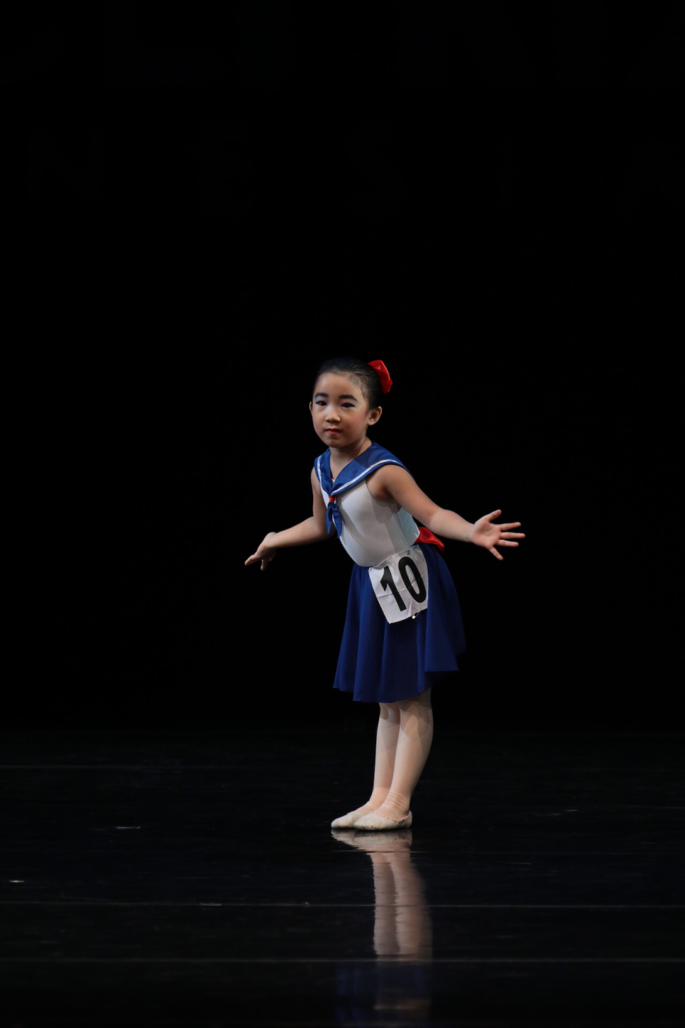 Dance Prix Indonesia 2019 – Young Talent 2nd Place, Priscilla Regina Yoswara (Clara School of Ballet)