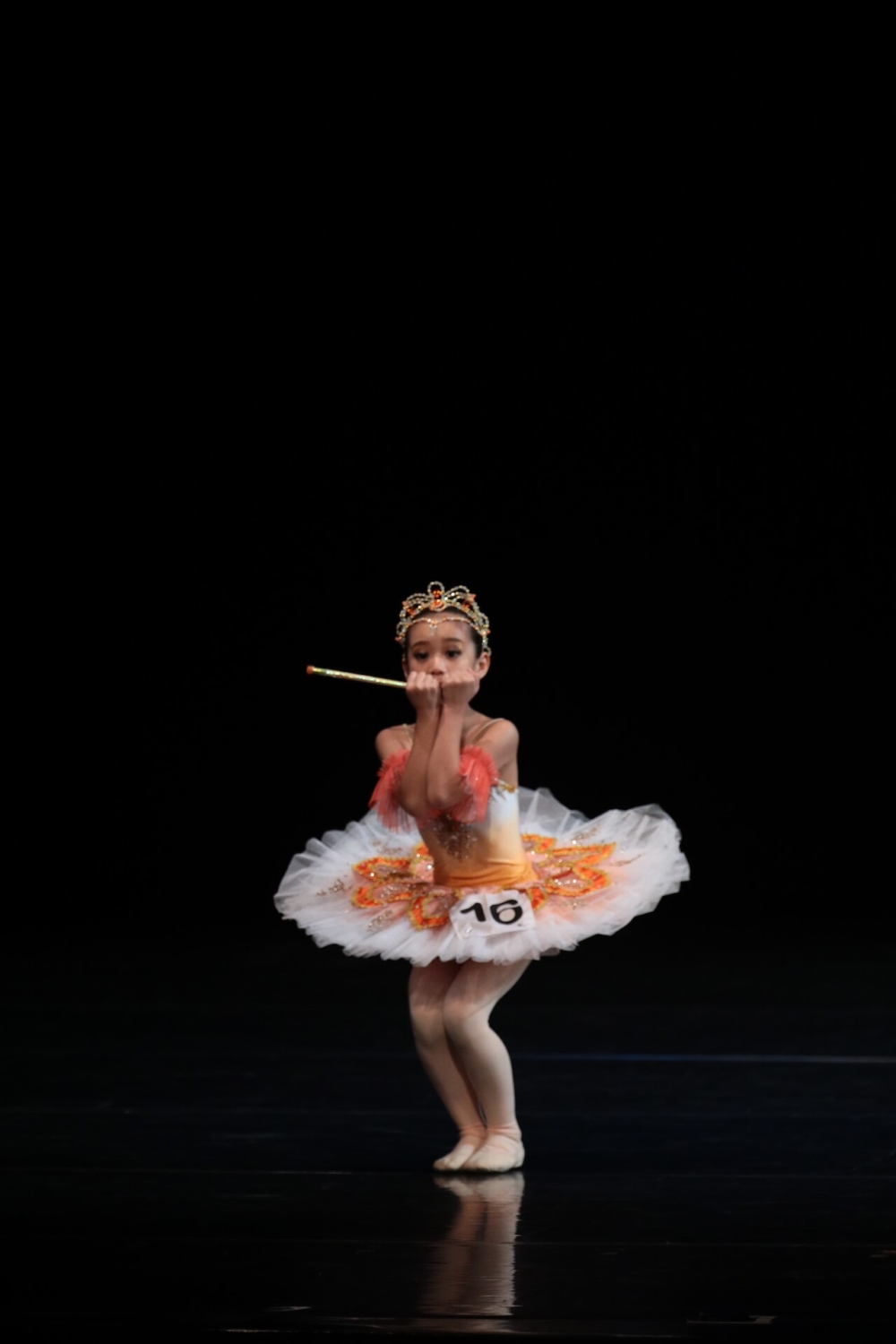 Dance Prix Indonesia 2019 – Young Talent 3rd Place, Tiffany Emmanuela Tanugraha (Marlupi Ballet Dance School Kelapa Gading)