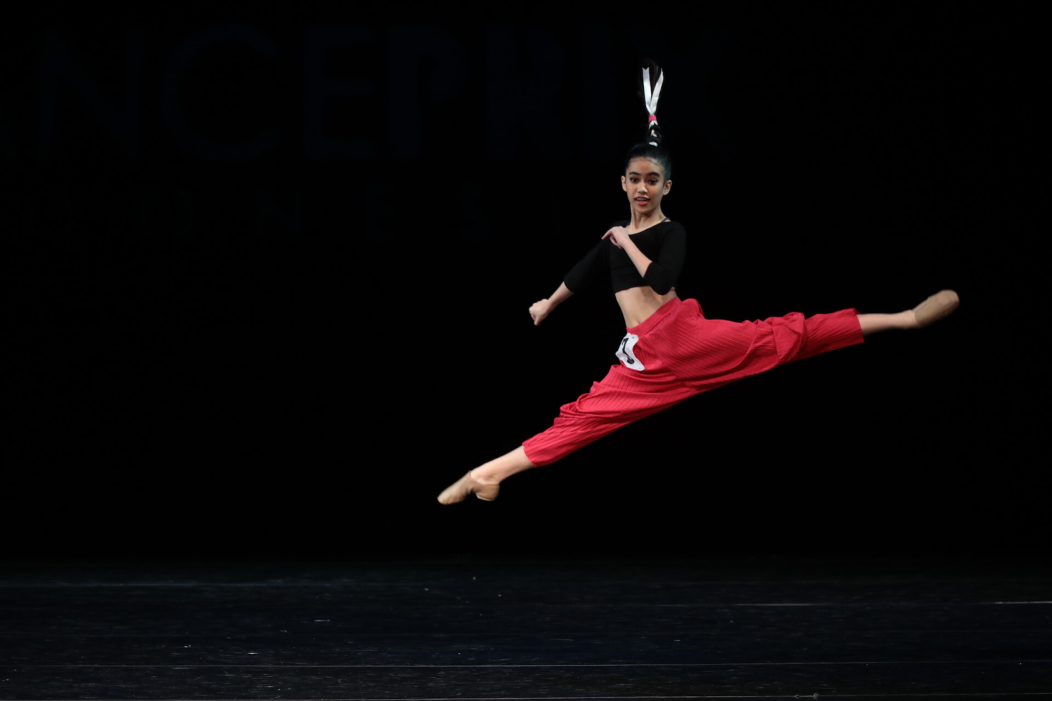 Dance Prix Indonesia 2019 – Contemporary Solo 3rd Place, Andisa Leota Annabel Tumiwa (Namarina Dance Academy)