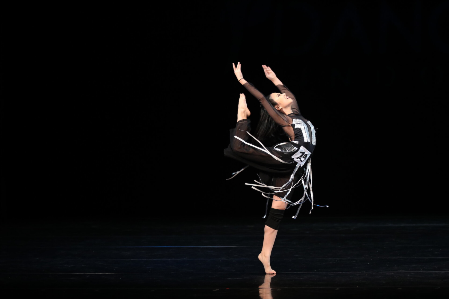 Dance Prix Indonesia 2019 – Contemporary Solo 2nd Place, Gabrielle Grace Setiadi (Gigi Art of Dance)
