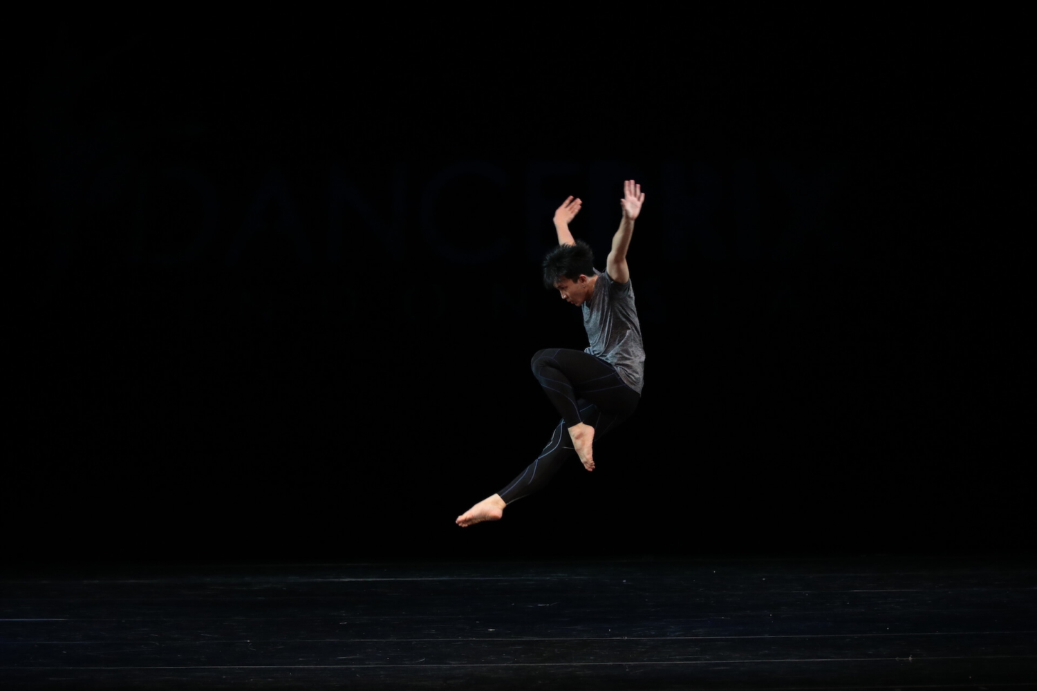Dance Prix Indonesia 2019 – Contemporary Solo 1st Place, Taufik Ramdani Tohari (Arabesque Ballet Studio)